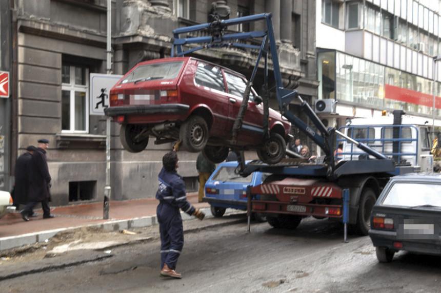 """Шта би било када један дан """"паук"""" не би односио возила?"""