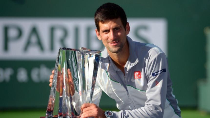 Video: Novak Đoković - najbolji teniser u istoriji na betonu!!!