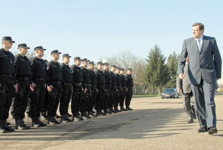 Da li SNSD formira stranačku policiju?