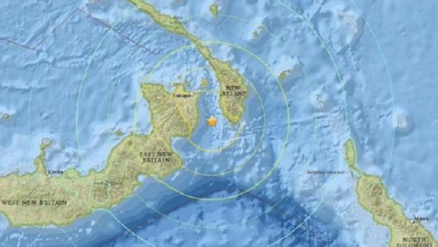 Ostrva u Pacifiku očekuju cunami