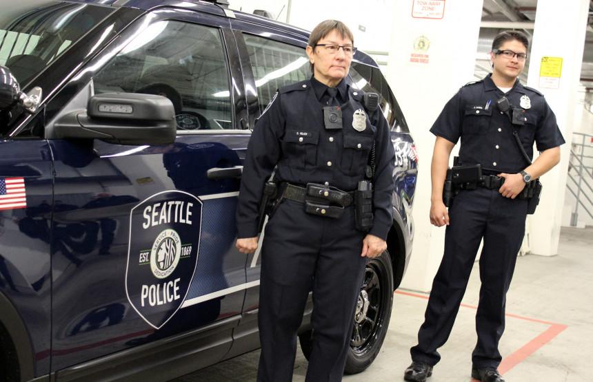 Policija SAD imaće kamere na uniformama