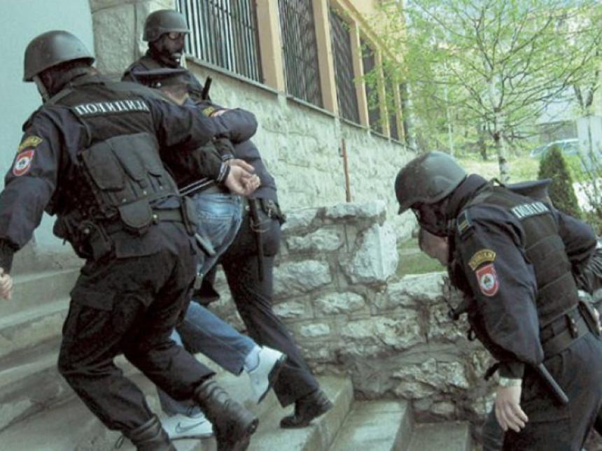 """U akciji """"Kruna"""" uhapšeno osam osoba"""