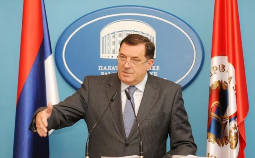 Dodik čestitao građanima Dan Evrope
