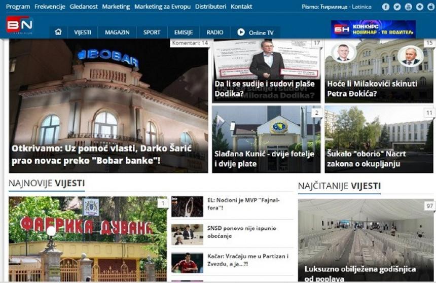 BN portal: 100.000 pregleda dnevno