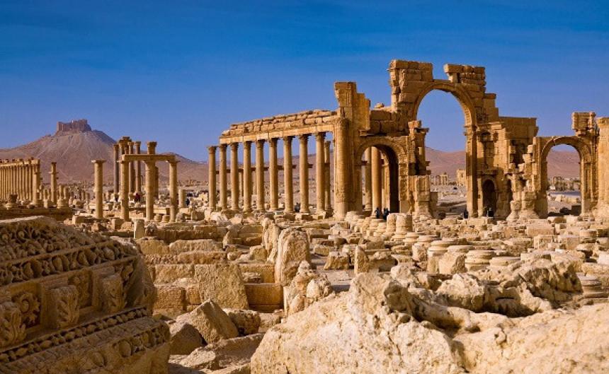 Očuvanje Palmire - bitka za čitavo čovječanstvo