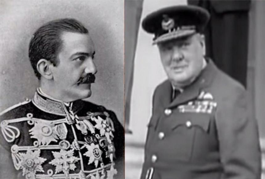 Čerčil bio vanbračni sin srpskog kralja?