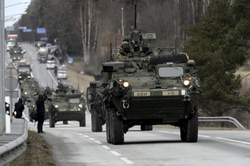 Nijemci neće u rat protiv Rusa