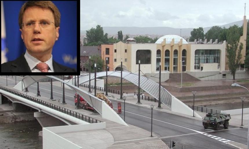 Samuel Žbogar ima rješenje za most u Kosovskoj Mitrovici