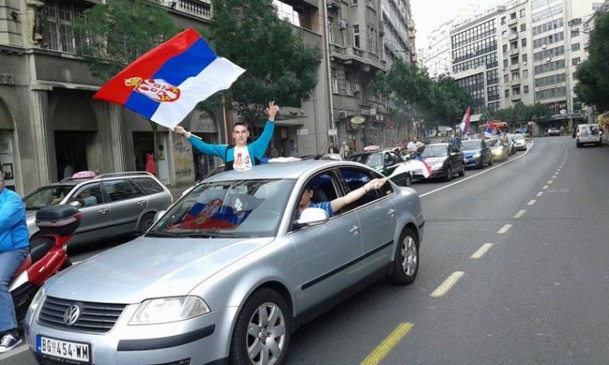 Srbija slavi svjetsku titulu Orlića