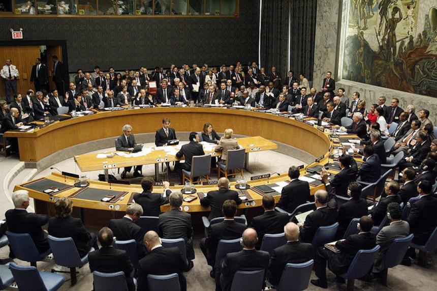 Rusija osujetila britansku rezoluciju