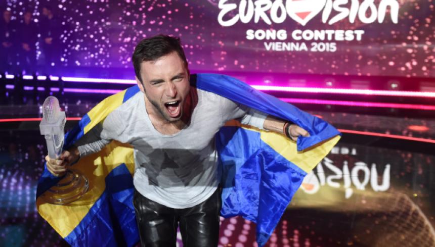 Finale Evrovizije 2016. u Stokholmu