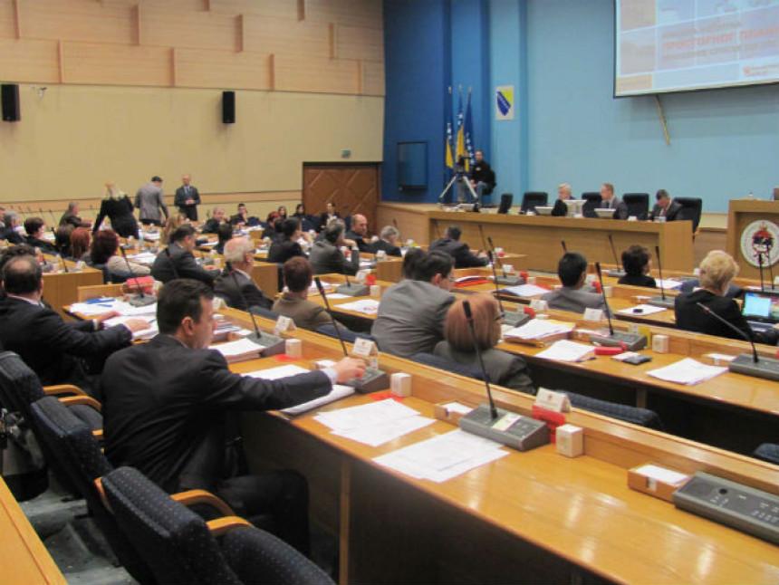 Rasprava u Skupštini o referendumu