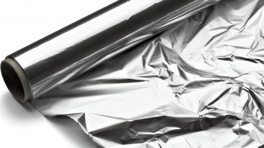 Riješite se bolova uz pomoć aluminijumske folije