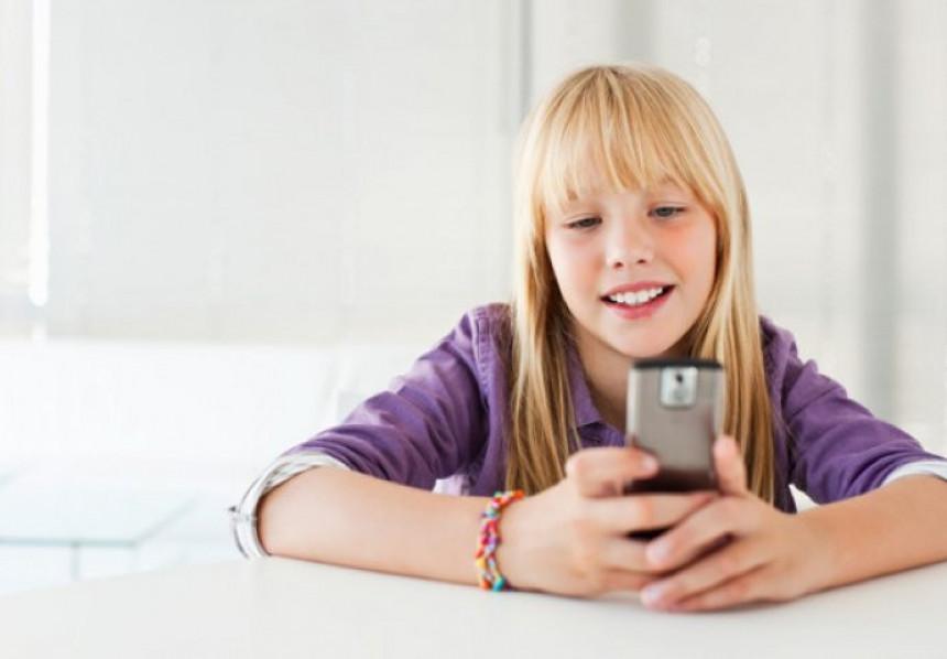 Kada djetetu treba dozvoliti da ima mobilni telefon?