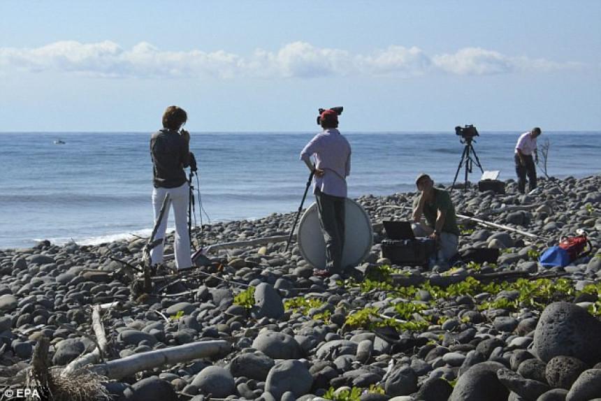 Čistač plaže palio dijelove MH370!