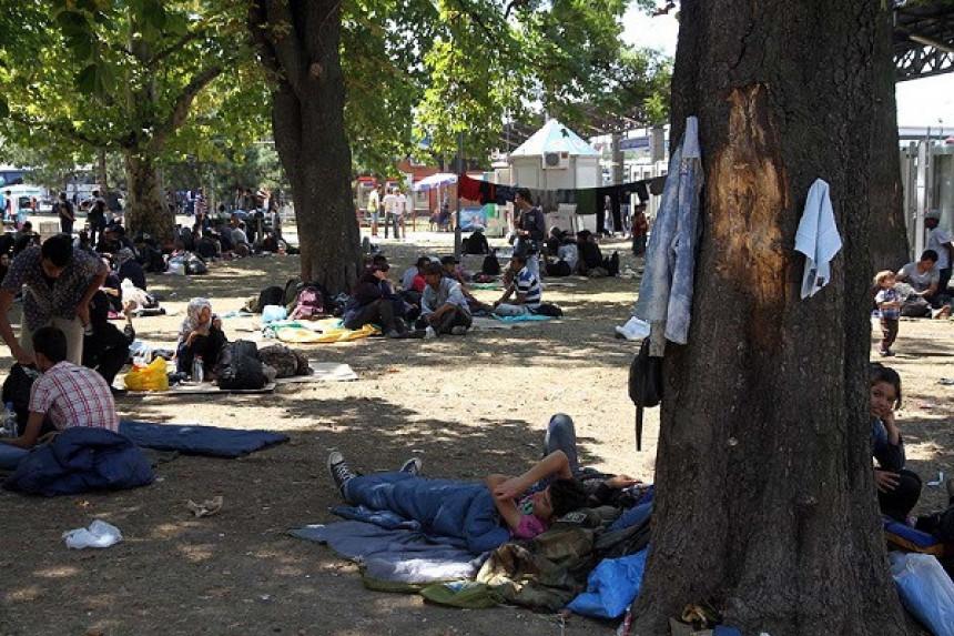 Izboden migrant u centru Beograda