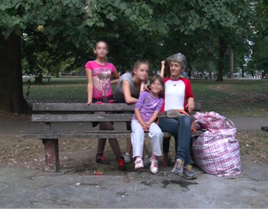"""Iz trošne kuće u park """"Mladen Stojanović"""""""