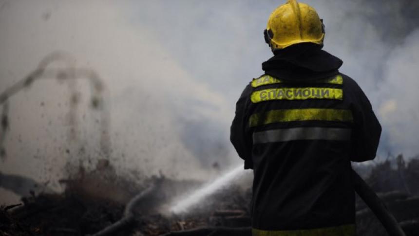Beograd: Požar u staračkom domu