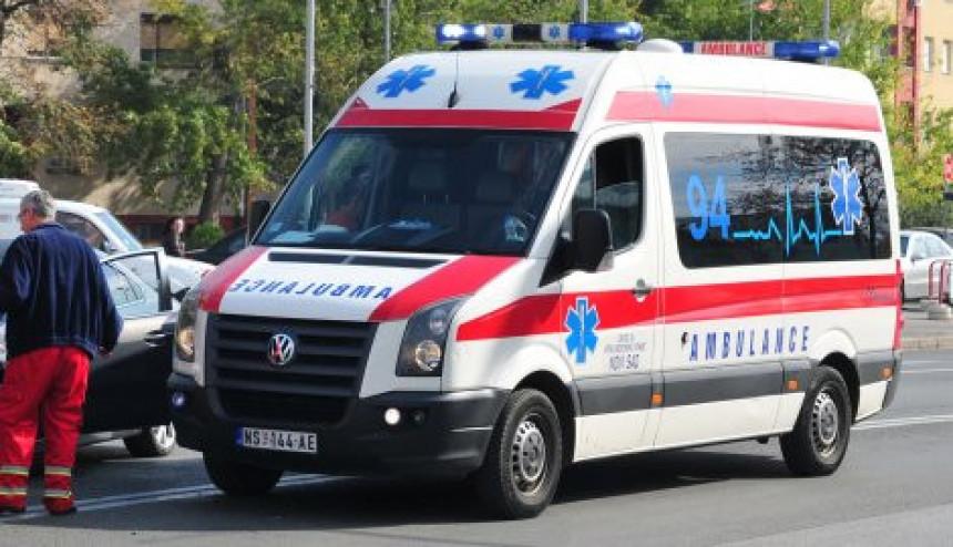 Novi Sad: Udarao kćerku ciglom u glavu!