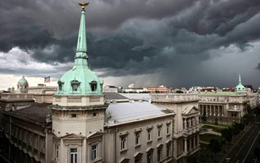 Nevrijeme u Beogradu