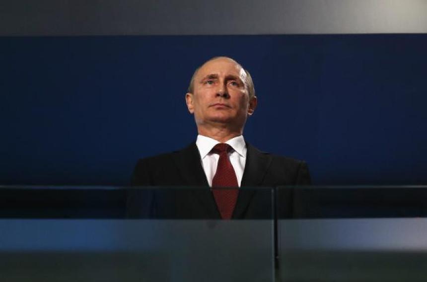 Putin: Pomažemo sirijskoj vojsci