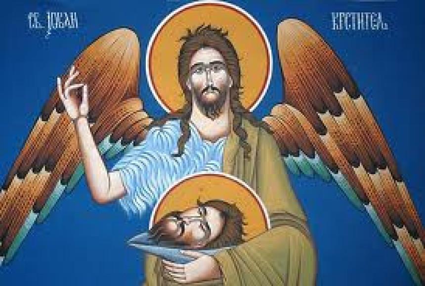 Danas je Usjekovanje glave Svetog Jovana