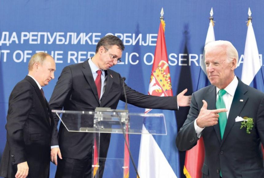 Vučićev ples između Rusije i Zapada