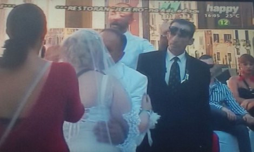 Vesna Rivas se udala za Zmaja od Šipova!