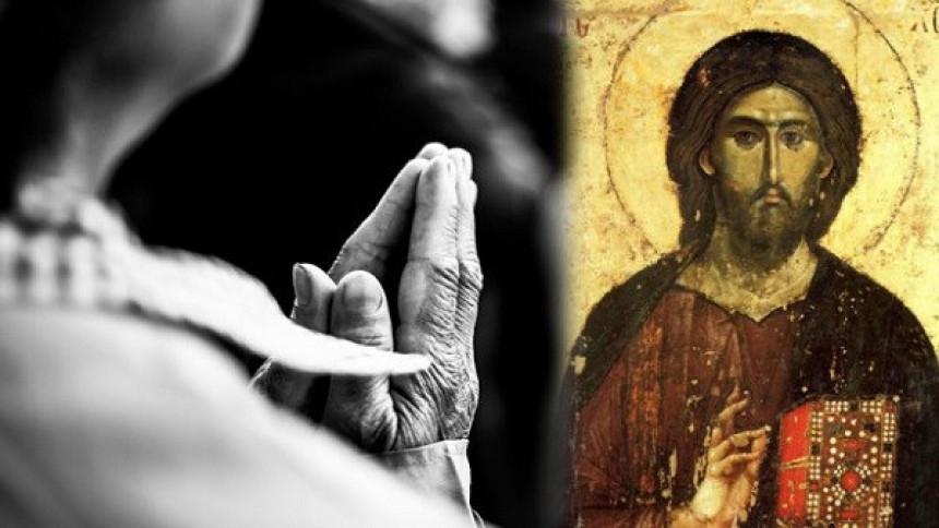 Sveštenik molitvom istjeruje đavola iz ljudi