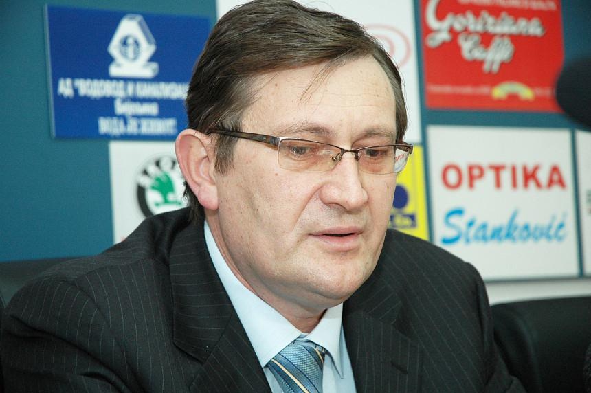 Vojin Mitrović u borbi za RiTE Ugljevik