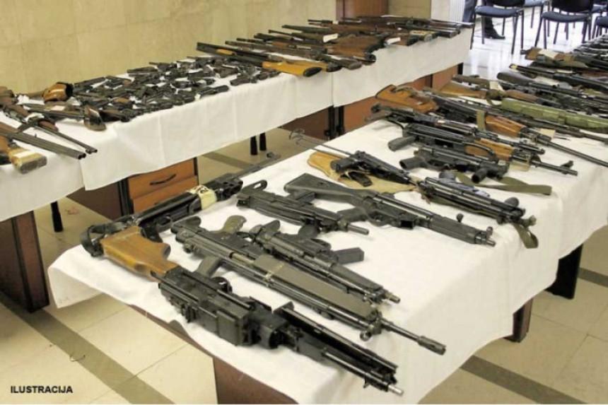 Policajac iz Banjaluke trgovao oružjem