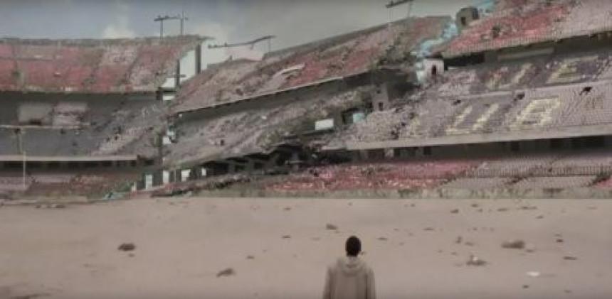Видео: Ноу Камп у рушевинама!!!