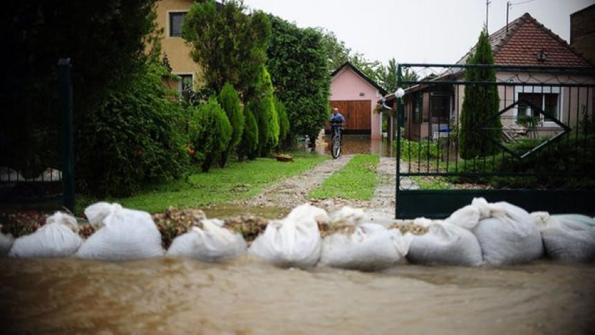 Srbiji prijete poplave