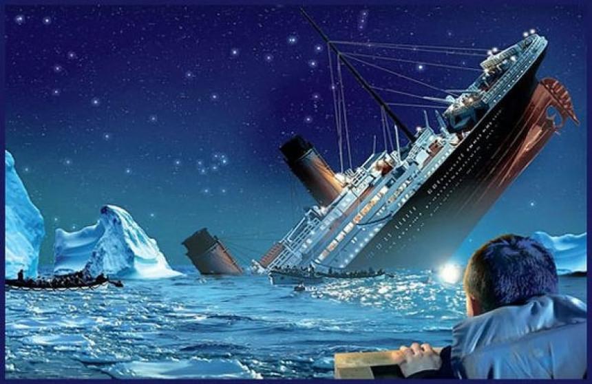 Ima i dokaza: Titanik nije potonuo?