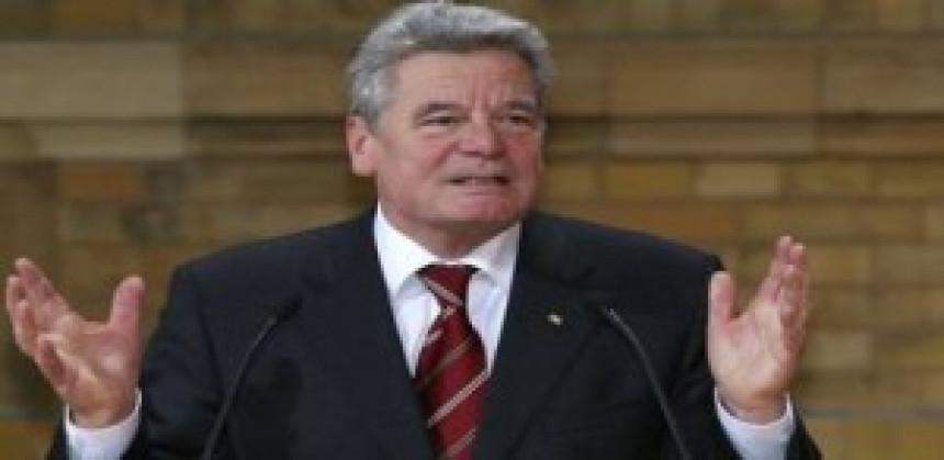 Gauk novi predsednik Nemačke dobio 991 glas