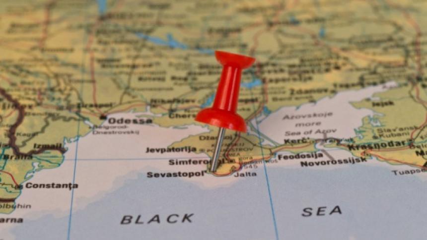 Mapa Krima Ponovo Razbjesnila Ukrajince Radio Televizija Bn