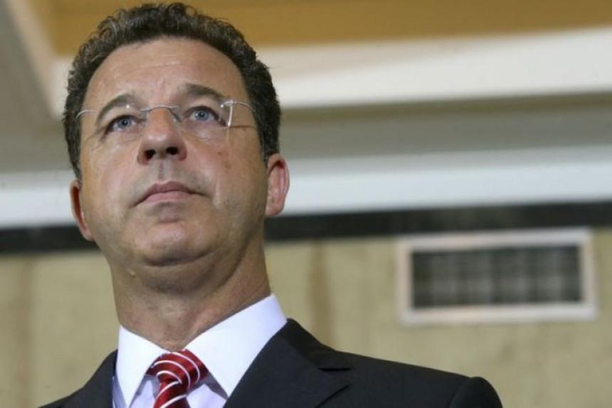 Predstavnici srpskih žrtava sa Bramercom