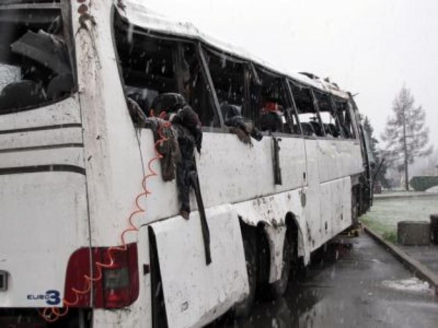 Prevrnuo se autobus sa studentima iz Banjaluke
