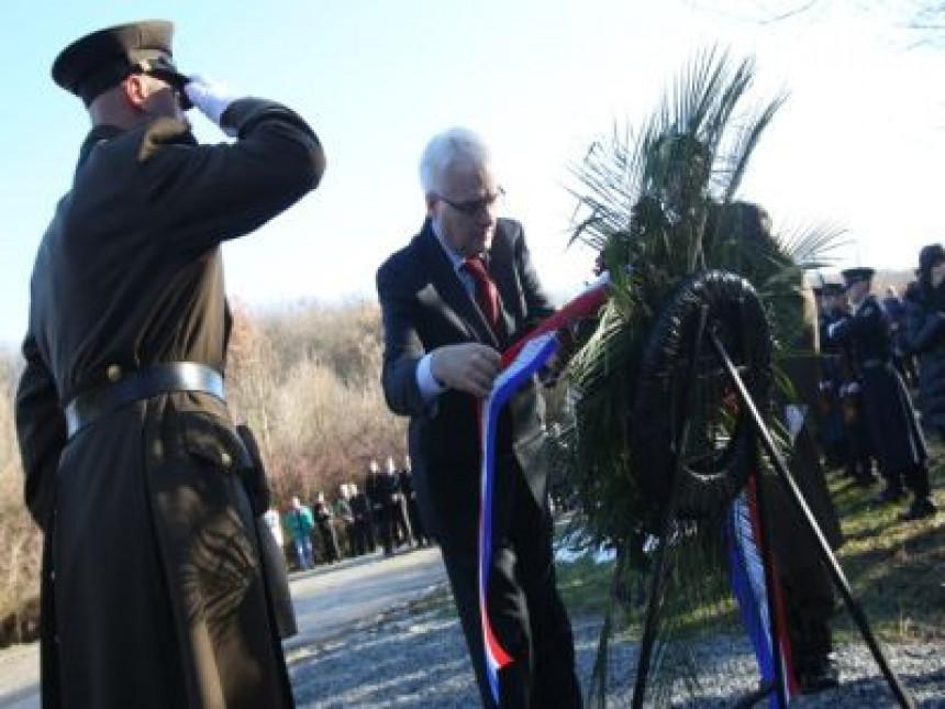 Komemoracija pobijenim Srbima, Josipović: Ne ponovilo se
