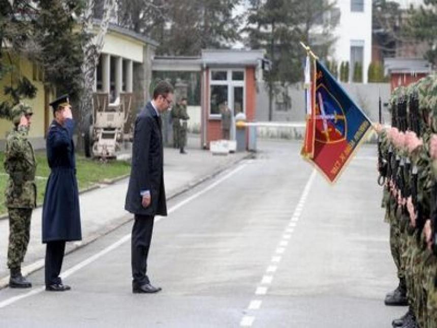 Vučić: Srbija nije šaka zobi