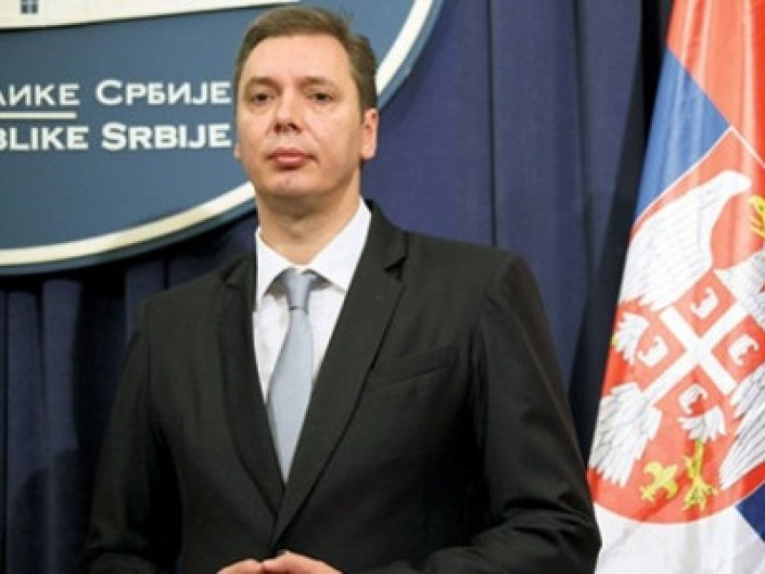 Vučić: Vodim srpsku politiku