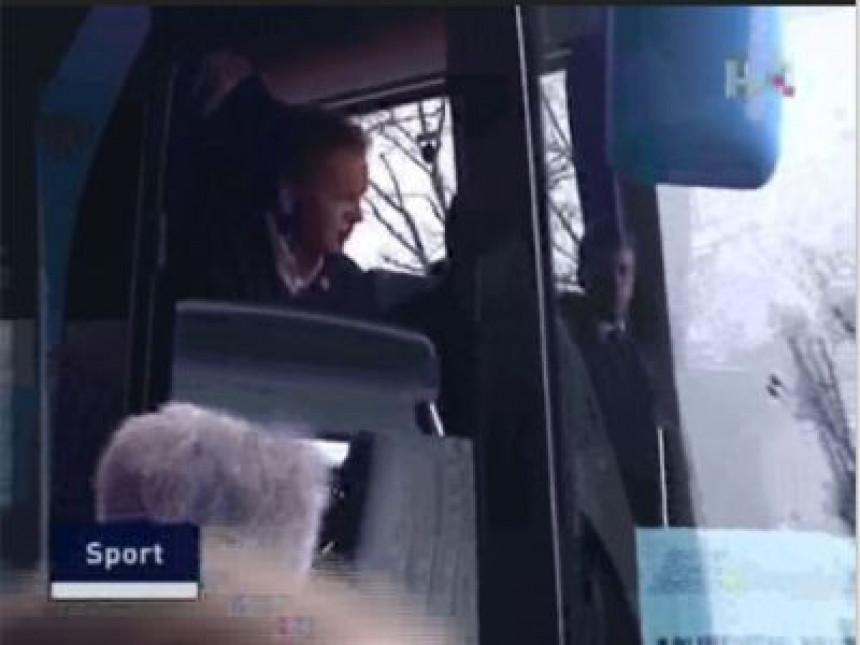 POGLEDAJTE VIDEO: Fudbaleri Srbije stigli u Zagreb