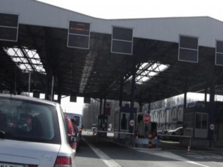 Kolaps na graničnim prelazima