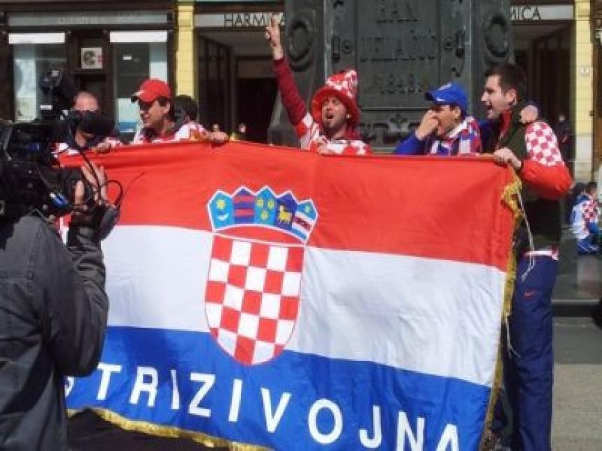 IZ ZAGREBA: Kocka do kocke, kockica...