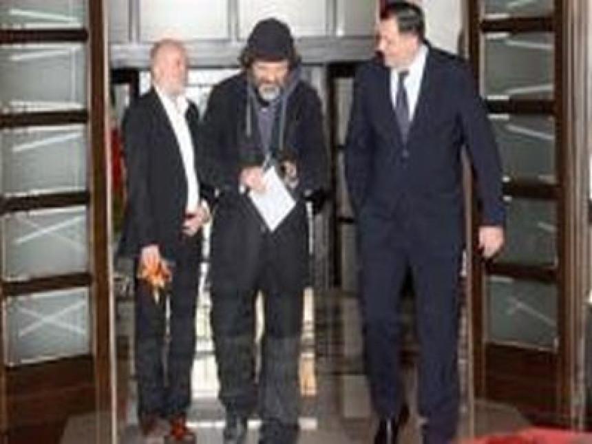 Dodik i Kusturica o operi