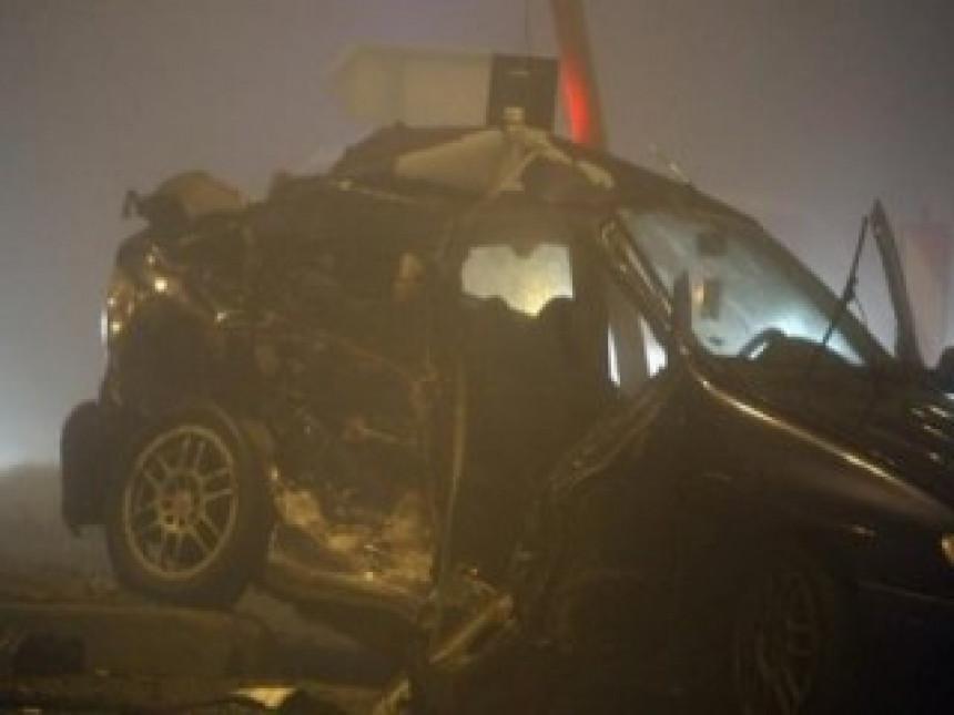 Sin poslanice autom usmrtio ženu u Doboju