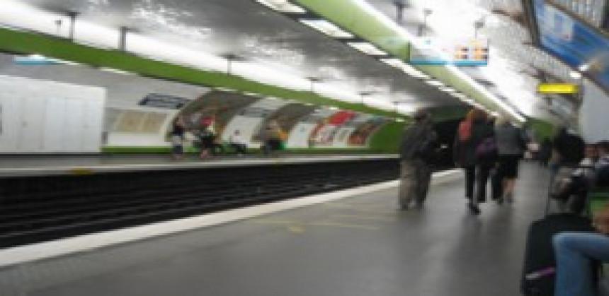 U atinskom metrou otkrivena eksplozivna naprava
