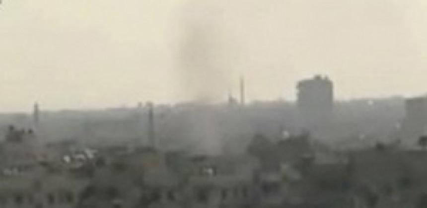 Tim od šest posmatrača UN stigao u Siriju