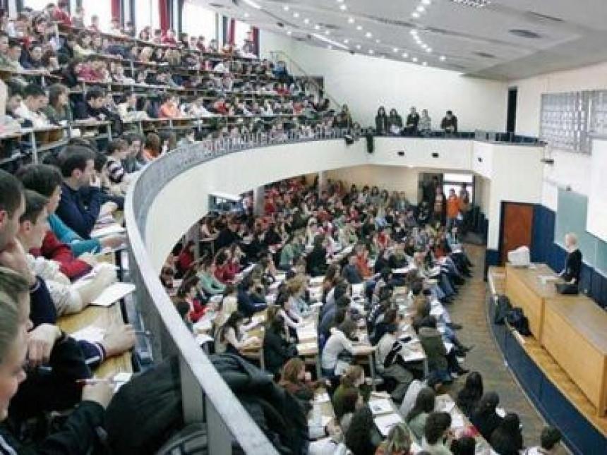 Studentska zvanja razlog novih podjela