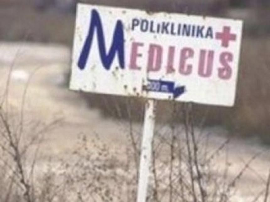 Prodata ozloglašena klinika Medikus